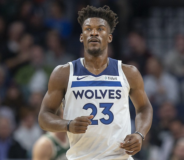Same story: What if the Wolves never traded for Jimmy Butler?