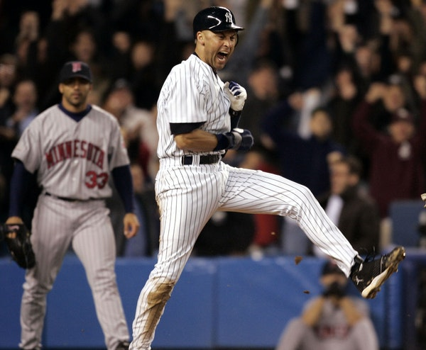 A bad bounce's legacy: What if the Twins won Game 2 of the 2004 ALDS?