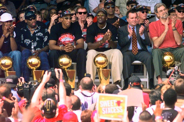 'The Last Dance,' Parts I and II: Remember all we forgot about Michael Jordan