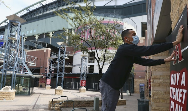 Souhan: Is MLB so desperate for games it would put lives at risk?
