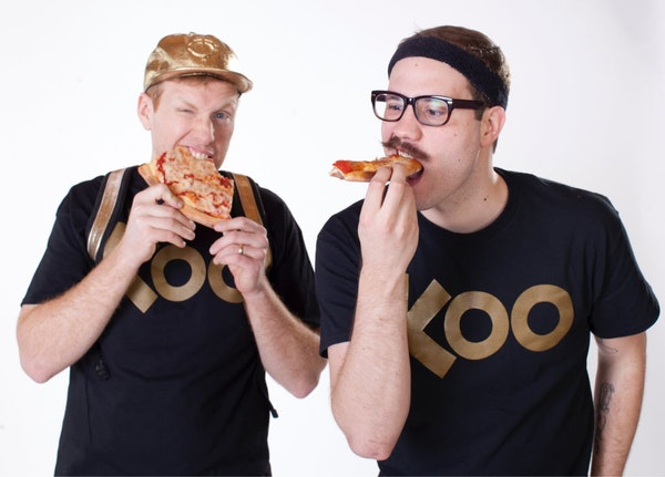 Koo Koo Kanga Roo will offer a slice of their dance-party funk live via stream Saturday at 11 a.m.