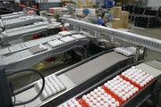 Workers loaded eggs for packaging at Wilcox Family Farms in Roy, Wash., last week. Across the country, supplies are mismatched with demand and farmers