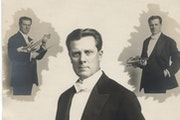 George Oliver Riggs directed more than 20 youth bands from Crookston to St. Cloud in the early 1900s. His St. Cloud Municipal Boys' Band grew to 300