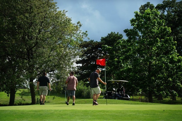 The Minneapolis Park Board released a draft of its preferred redesign for Hiawatha Golf Club on Thursday.