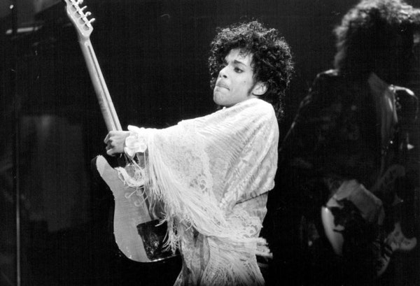 Prince concert from 1985's Purple Rain Tour will be livestreamed for free
