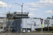 The JBS Worthington Pork Plant, which closed on April 21 and partially reopened last week, will fully reopen on Wednesday. The plant was cleaned after