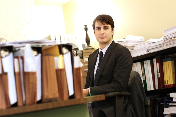 Low-income clients facing eviction don't always have internet or a smartphone to use remote apps, said Luke Grundman, a managing attorney for housin