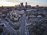 Several insurers are giving policyholders discounts because Americans are driving less. For example, fewer cars head into or out of downtown Minneapol