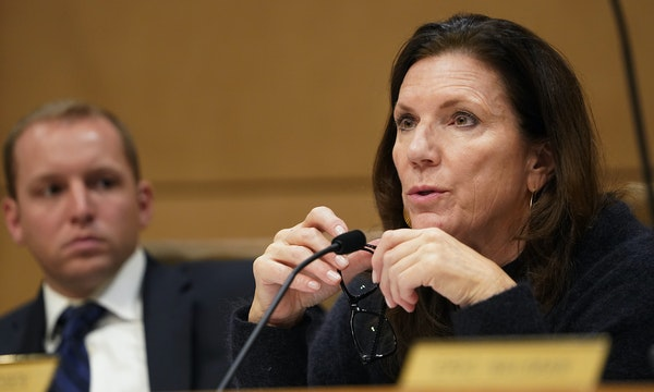 State Senator Julie Rosen, R-Vernon Center.