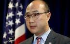 Ramsey County Attorney John Choi.