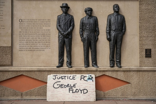'100 years overdue': Man who was 'scapegoat' in 1920 Duluth lynchings pardoned