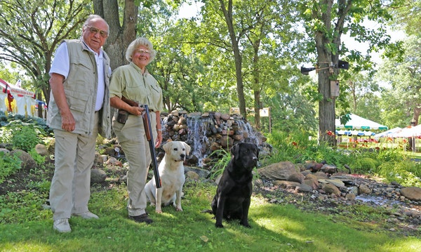 Chuck and Loral I Delaney have owned and promoted Game Fair in Ramsey for 38 years, and have called off this year's event.