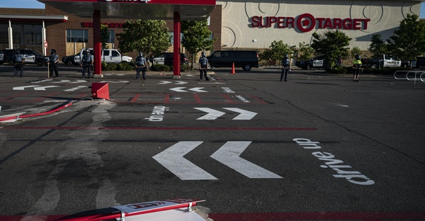 Several stores in Minneapolis and St. Paul, including the Midway Target, have reopened after being damaged in the riots following George Floyd's death
