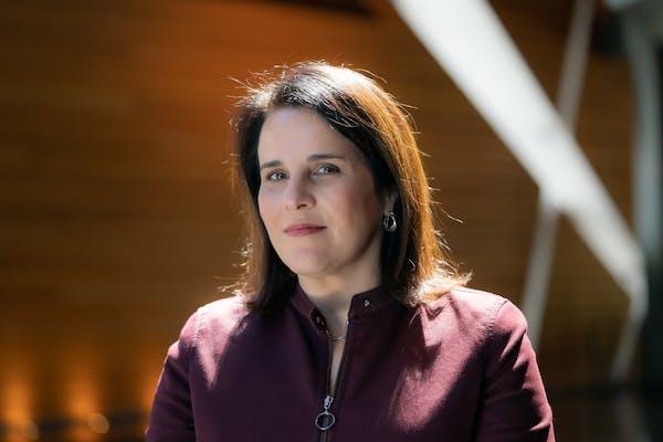 University of Minnesota President Joan Gabel