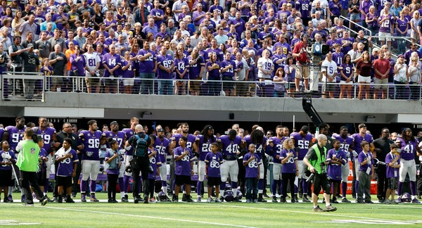 Vikings among NFL teams closing offices Friday to recognize Juneteenth