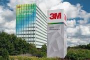 3M headquarters in Maplewood(GLEN STUBBE/Star Tribune)