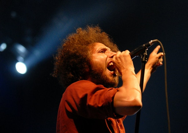 Rage Against the Machine frontman Zack de la Rocha hasn't been seen in Minneapolis since his band's set during the Republican National Convention in 2