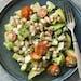 Cucumber, Tomato, White Bean and Avocado Salad