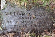 Pfc. William Regan from St. Paul was killed by Japanese small-arms fire in the Solomon Islands during World War II. He earned a Distinguished Service