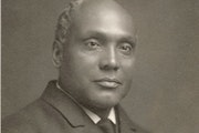 Attorney William R. Morris, above, was hired by white Linden Hills residents to help prevent a black minister, the Rev. William Malone, from buying a