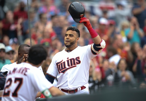 The clock is ticking faster for some players more than others, like Twins designated hitter Nelson Cruz, who will turn 40 on July 1. July 4th weekend
