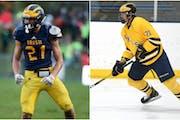 With NHL draft delayed, Gophers recruit Ratzlaff eyes football border battle