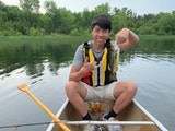 Ben Zheng of New Life Academy is the winner of the Star Tribune All-Metro Difference-Maker Award.