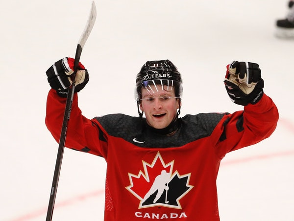 Canada's Alexis Lafreniere is regarded as the consensus No. 1 overall choice for the NHL draft, and that No. 1 choice will go to one of the eight team