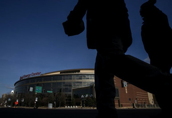 The Xcel Energy Center, home of the Wild, might be in the mix as an NHL Hub City for its planned restart.