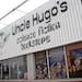 Uncle Hugo's bookstore, 2008.