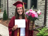 Hannah Hintermeister of Richfield, the Star Tribune All-Metro Student First Award winner. (submitted photo)