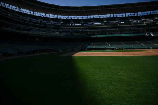 Target Field will soon be full of activity, but only within the white lines and only within the regulations laid out by Major League Baseball.