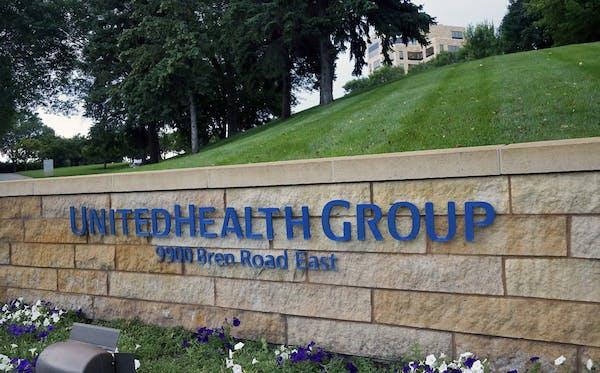 UnitedHealth Group headquarters in Minnetonka.