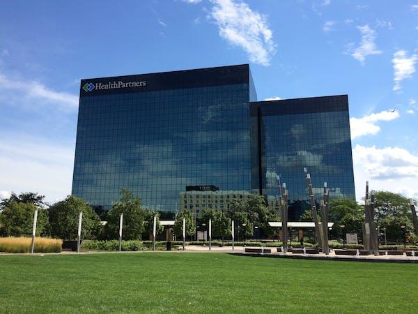 HealthPartners headquarters in Bloomington.