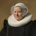 "Frans Hals's ""Portrait of an Elderly Lady,"""