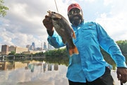 Liaison Ray Ruiz brings a fresh urban perspective and zeal to his DNR job. He also appears to have the hookup on landing bass on the Mississippi River