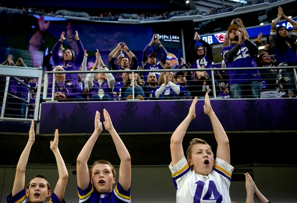 Limited capacity expected, Vikings season-ticket holders can decline seats