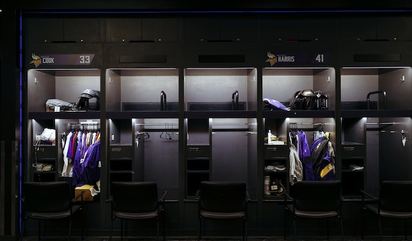 Vikings streamline TCO facility for proper distancing