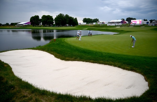 Minnesota golf courses such as TPC Twin Cities, site of the 3M Open event on the PGA Tour, remain closed until May 4. But Gov. Tim Walz's amendments