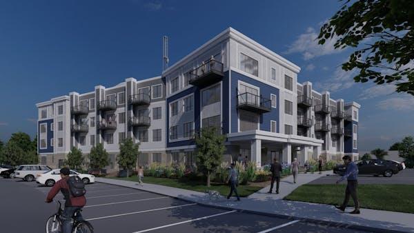 Doran RE Partners has broken ground on an 86-unit luxury apartment community in Tonka Bay. It will be the first multi-family community in Tonka Bay, l