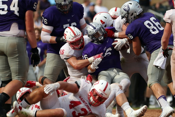 St. Thomas and St. John's will be playing a conference-only slate this season after the MIAC canceled nonconference fall sports.