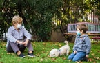 Adobe via Next Avenue Grandparents who raise children have a responsibility that makes social distancing impossible.