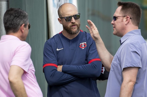 Scoggins: Time for bold change among Minnesota's sports executives