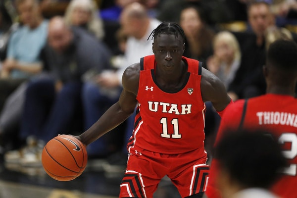 Both Gach transferred from Utah to Minnesota this summer.