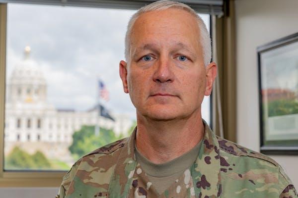 Maj. Gen. Jon Jensen.