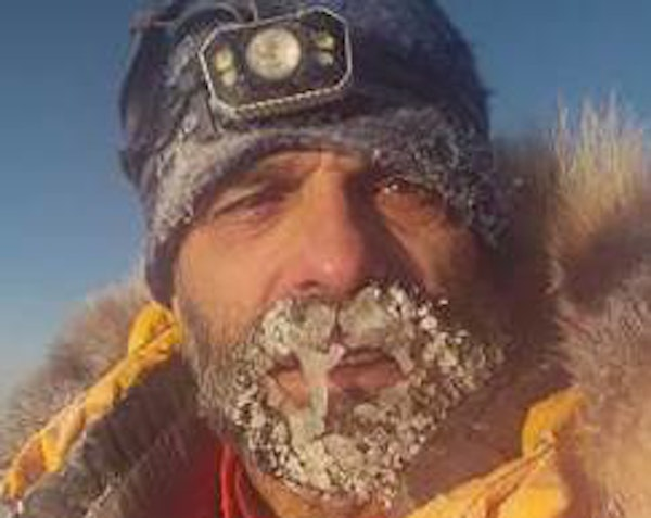 """""""One step at a time, one day at a time."""" Lonnie Dupre has climbed Denali in winter, alone."""
