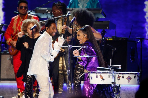 Jimmy Jam and Terry Lewis share Emmy nom with Sheila E for Prince special