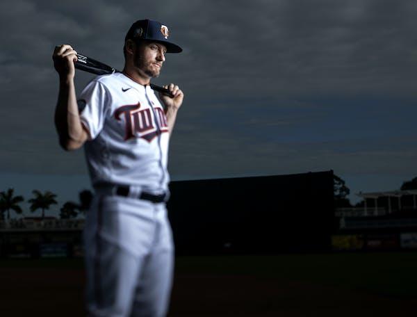 Twins third baseman Josh Donaldson.