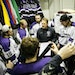 Coach Jeff Boeser and his Tommies men's hockey team have been a Division III power.