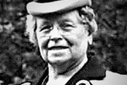 Carrie Thorson, shown before turning 70 in 1948, left Norway at age 24 in 1903 and joined her husband in Minneapolis. Grandson Paul Arneson called her